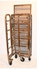 Picture of 80 Gal Folding 5 Shelf Display Cart Milk Bossy
